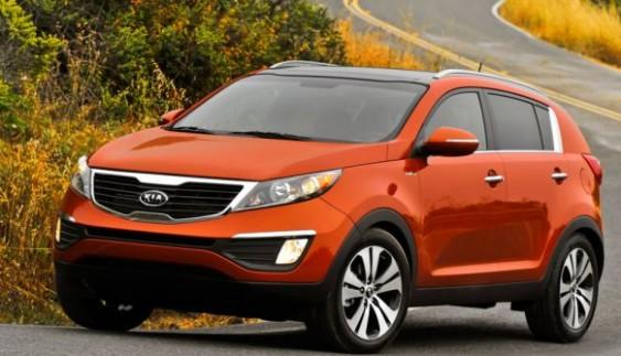 KIA викидає на ринок дюжину автомобілів
