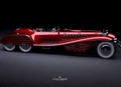Десять найкрутіших футуристичних автомобілів із кінематографа (фото)