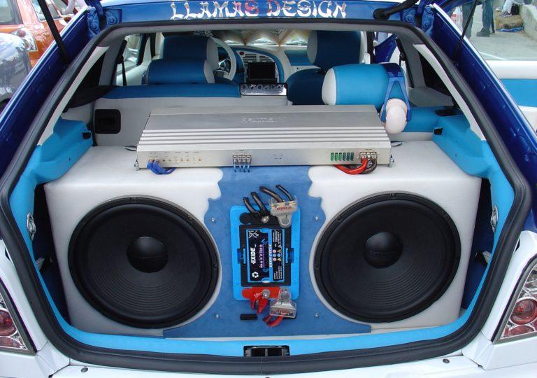 Как сделать акустику для авто