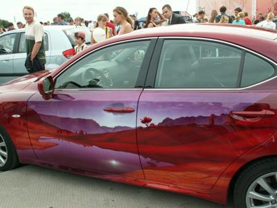 Як усунути неприємний запах у салоні автомобіля?