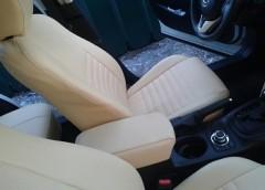 Чим краще почистити сидіння автомобіля