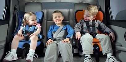 Як вибрати дитяче автокрісло?