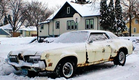 Як завести машину взимку?