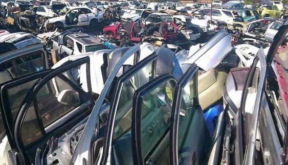 Автомобілі на розбір – ідея для бізнесу