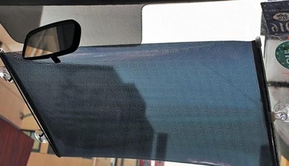У чому користь сонцезахисних шторок для автомобіля?