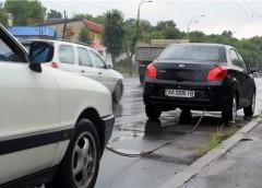 Правила буксирування автомобіля