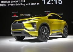 Mitsubishi: на підході новий міні-кросовер