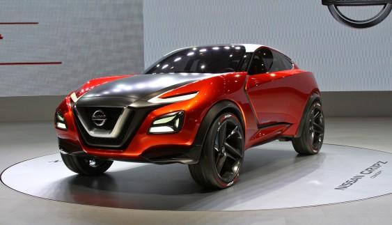 Новий Nissan здивув ім'ям і зовнішністю