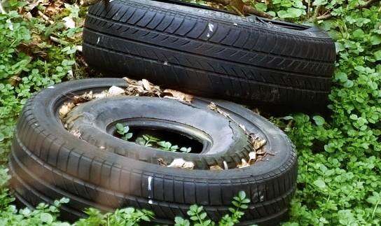Як зберігати шини?