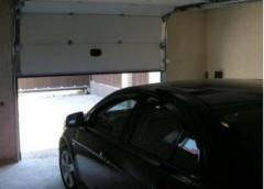Як правильно паркуватися в гараж