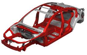 Кузов автомобіля – пристрій і геометрія