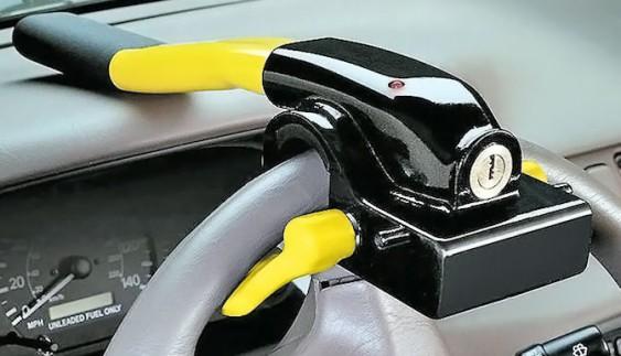 Механічний пристрій проти викрадення автомобіля: що це і як встановити?