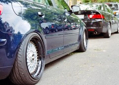 Способи заниження автомобіля