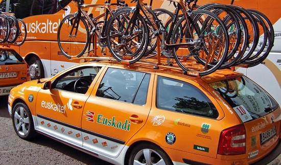Як перевезти велосипед в машині?
