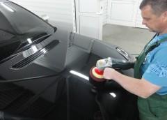 Як правильно полірувати автомобіль?