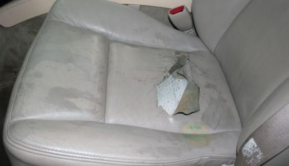Ремонт оббивки сидінь автомобіля