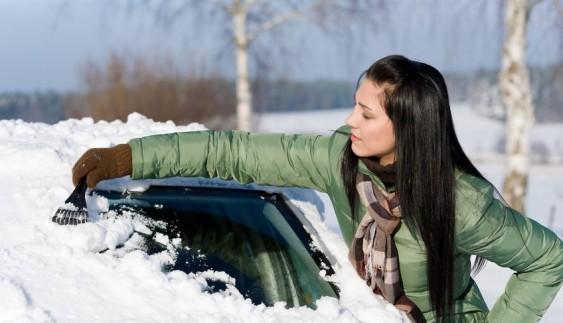 Догляд за машиною в зимовий період