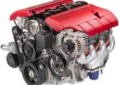 V-подібний двигун