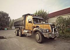 Вражаючий тюнінг робочої вантажівки КрАЗ-256