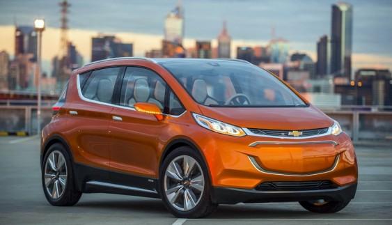 Інформація про дебют Chevrolet Bolt (фото)