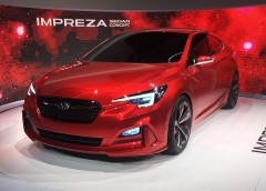 Компанія Subaru показала передвісника нового седана Impreza