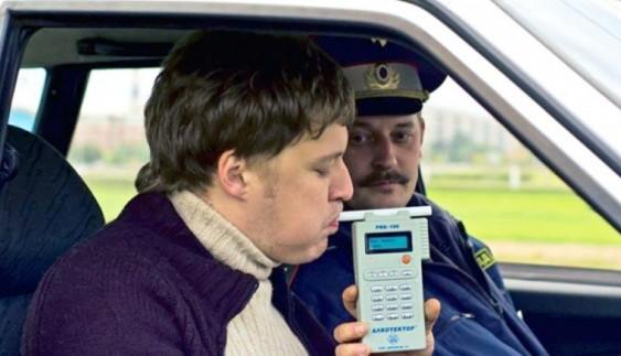 Ознаки, які можуть викликати підозри про сп'яніння водія