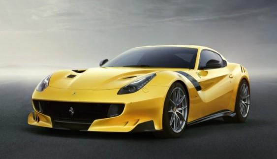 Спорткар Ferrari F12tdf розсекречений на офіційному відео