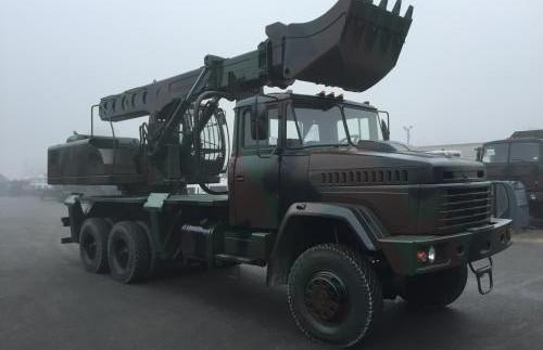 «АвтоКрАЗ» виготовив новий спецавтомобіль (фото)