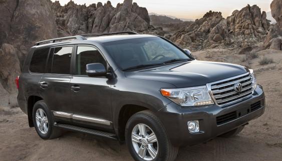 В Україні доступний новий Toyota Land Cruiser 200