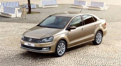 Volkswagen назвав дату прем'єри нової моделі на базі Polo