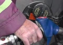 Черги за бензином в Криму (відео)