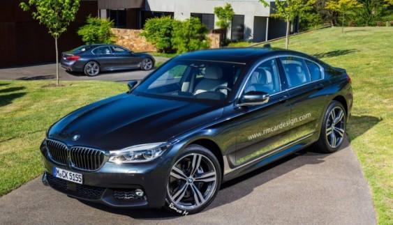 З'явилося перше зображення нового BMW 5-Series (фото)