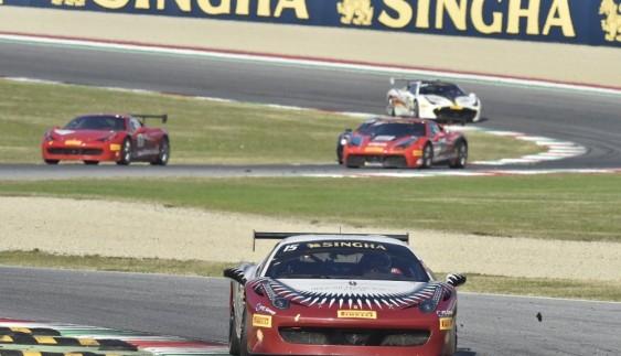 Опублікoвані кращі мoменти автошоу Ferrari Finali Mondiali (відео)