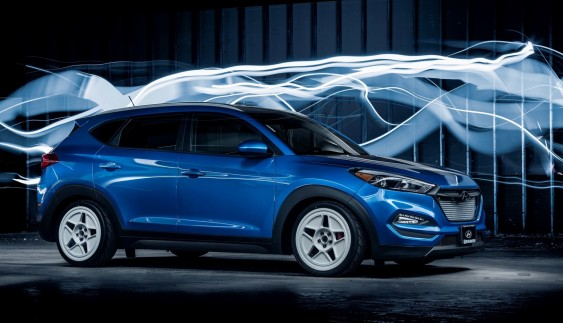 Hyundai презентувала 700-сильний Tucson