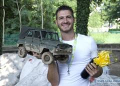 Автомобіль УАЗ 469Б італійського складання (відео)