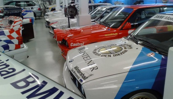 Секретний музей BMW: 40 фото рідкісних авто