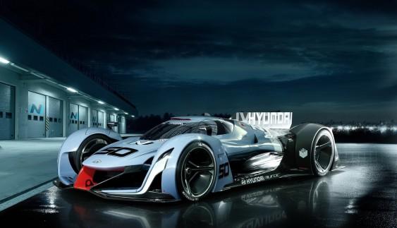 Продемонстрували концепт Hyundai з футуристичним дизайном (фото)