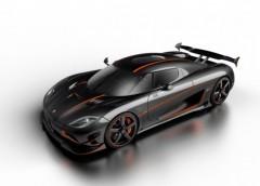 Koenigsegg почав виробництво гіперкара Agera RS