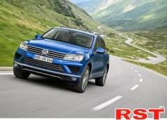 Новий Volkswagen Touareg вийде на ринок в 2017 році