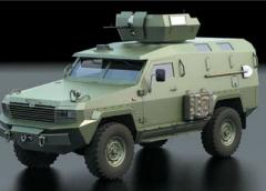 """Нові подробиці про новий бронеавтомобіль """"Барс-6"""""""