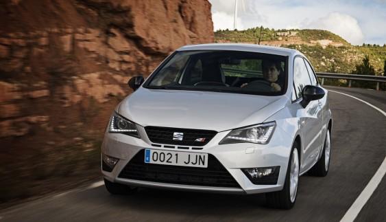 Анонсовані ціни на рестайлінговий SEAT Ibiza Cupra