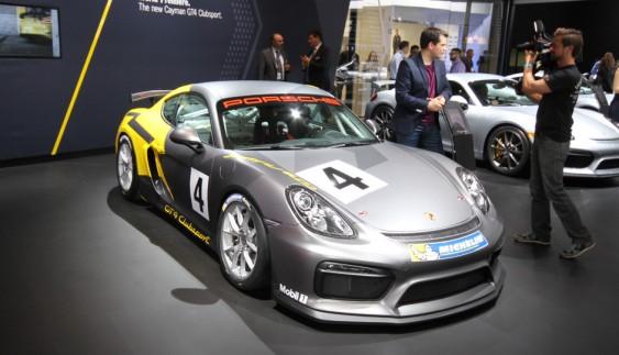 Найшвидший Porsche Cayman підготували для гонок (фото)