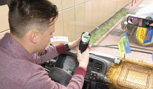 Київські маршрутки оснастять алкозамки