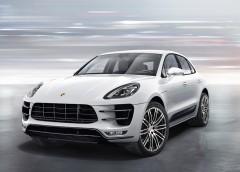 Кросовер Porsche Macan оновився