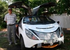П'ять унікальних авто, які можна побачити тільки в Україні (фото)