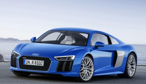 Audi R8 отримає двигун об'ємом 2,5 літра