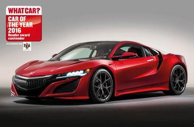 Названий найбільш очікуваний автомобіль 2016 року
