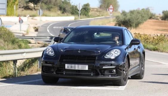 Новий Bentley Continental GT роблять на базі Porsche