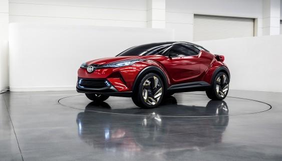 Концепт Scion C-HR нагадав про новий кросовер Тойоти