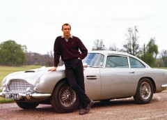 Машини Бонда: найпомітніші авто агента 007